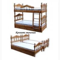 Мебель из дерева, ЛДСП. Во все комнаты под любой рост и вес