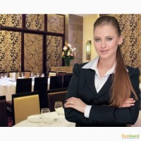 Хостес ресторана