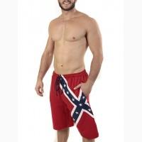 Шорты мужские Rebel Confederate Flag