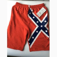 Шорты мужские Rebel Confederate Flag L и XL
