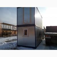 Бытовка металлическая- блок контейнер