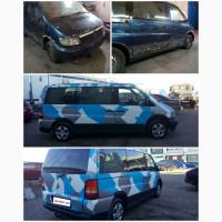 Кузовной ремонт, покраска, полировка, тюнинг