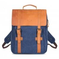 Городской рюкзак ginger bird (синий)