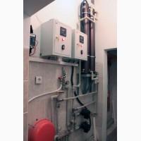 Индукционные котлы электрические ИКВ промышленные и бытовые