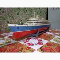Пассажирское судно Киев