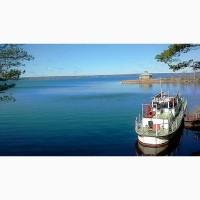 Сдаю частный дом в турбазе Чайка - красивейшее место Селигера, в сосновом бору, у озера