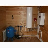 Провести водоснабжение в доме Тамбов