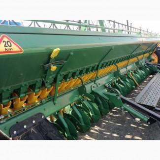 Сеялка Bozkurt зернотуковая 40 ряд 125мм, транспортное устройство, пальцевый загортач