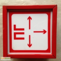 Пожарный указатель световой пг