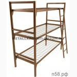Кровати металлические для госпиталей