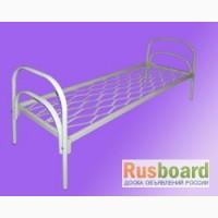 Кровати металлические для времянок, кровати для общежитий, кровати для санаториев