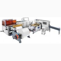 Оборудование для нарезки и упаковки бумаги А3, А4 из Китая
