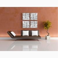 Модульные стеклянные картины, панно, декоративное стекло