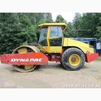 Грунтовый каток Dynapac 512, 6321 м/ч, 16 т