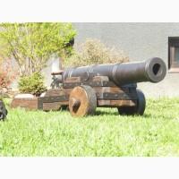 Средневековая пушка. Точная копия 1:1