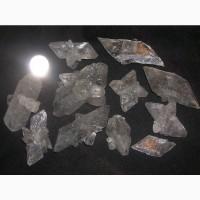 Минерал гипс в кристаллах