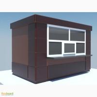 Строительство киосков из композитных материалов