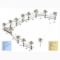 Веревочный парк канатный экстрим парк
