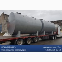 Резервуар стальной (РГС) от 1 до 150м3