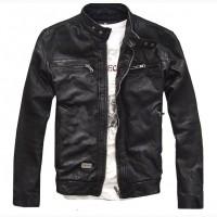 Кожаные куртки и пуховики из натуральной кожи