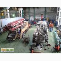 Обслуживание и капитальный ремонт автобетононасосов и стационарных бетононасосов