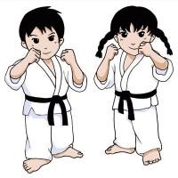 Детский домашний тренер по каратэ Kyokushinkai