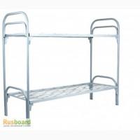 Трёхъярусные металлические кровати, кровати металлические для санаториев, клиник и лагерей