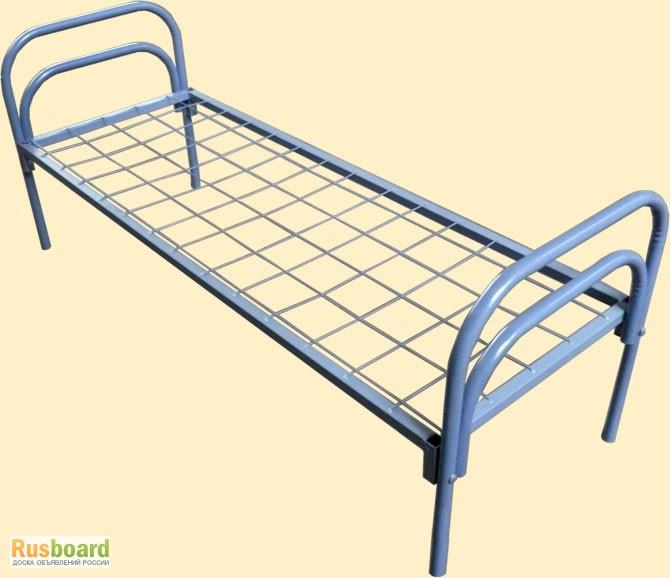 Фото 3. Трёхъярусные металлические кровати, кровати металлические для санаториев, клиник и лагерей
