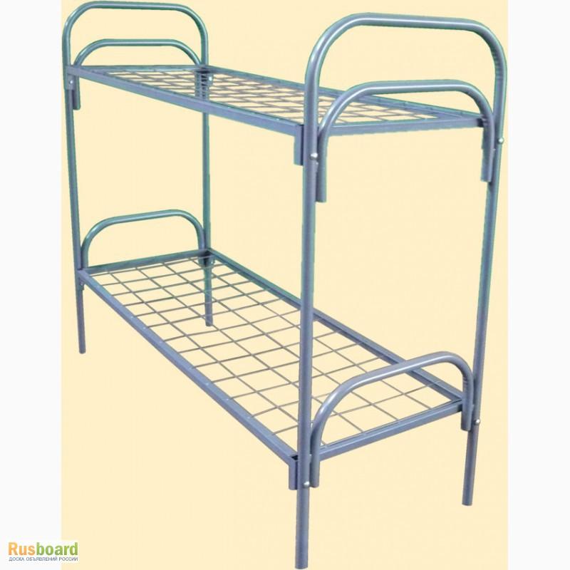 Фото 5. Трёхъярусные металлические кровати, кровати металлические для санаториев, клиник и лагерей