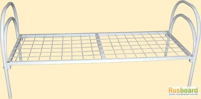 Фото 6. Трёхъярусные металлические кровати, кровати металлические для санаториев, клиник и лагерей