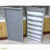 Производство жироулавителей Фильтр панельный жироулавливающий (ФПЖ )