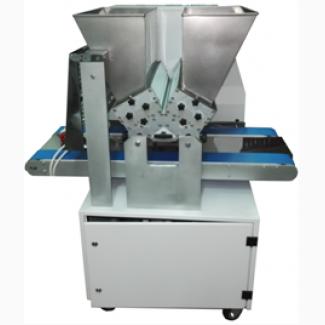 Двухбункерная тестоотсадочная машина для производства печенья