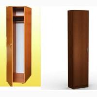 Шкаф 2-ух дверный для общежитий и студентов оптом по 2450 руб