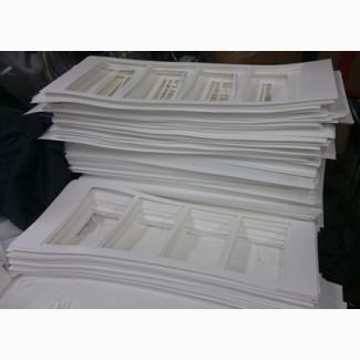 Продаем отходы полипропилена белого, цветного жесткого