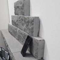 Гранитная плитка скала из габбро-диабаза оптом в Карелии