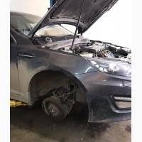 Техобслуживание и ремонт автомобилей KIA