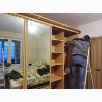Перевозка мебели по СПб с разборкой и сборкой