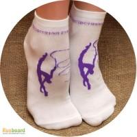 Фирменные носочки для художественной гимнастики