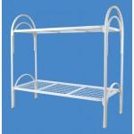 Металлические кровати для общежитий, кровати армейские, кровати одноярусные и двухъярусные