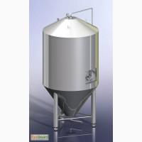 Емкость для брожения и дображивания пива ЦКТ