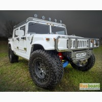 Продается тюнингованый белый Хаммер (Hummer) H1 Ramsmobile ART-Series 001 (300 000$)