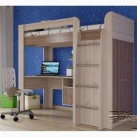 Кровать чердак «Степ» фабрики «Гранд Кволити» Курган