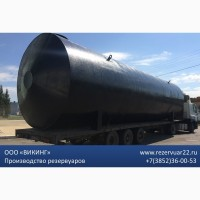 Резервуар аварийного запаса воды 1-150м3