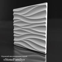 Гипсовые панели от производителя. Завод декоративных изделий stonefamily