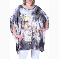 Грандиозная распродажа модных и недорогих нарядов для полных женщин