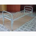 Кровати металлические для турбаз, кровати для гостиницы, кровати для общежитий