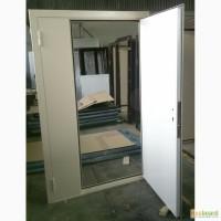 Дверной стальной блок ГОСТ 31173-2003, ГОСТ 31173-2016