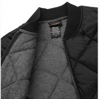 Куртка мужская Dickies Diamond Quilted Black