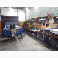 Сервисное обслуживание и ремонт подвесных лодочных моторов