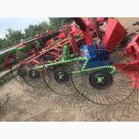 Грабли-ворошилки производства Agrolead, навесные 4